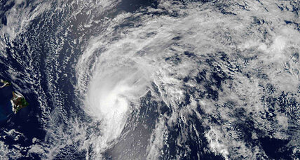 Tropical storm Flossie: Hawaii braces for first direct hit in 20 years
