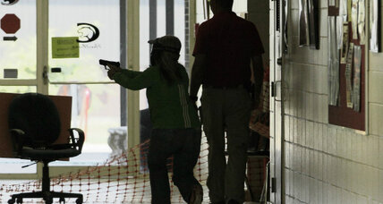 Guns in schools: Arkansas district will arm 20 teachers and staff
