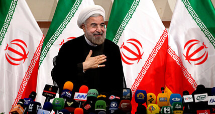 As Iran installs new leader, House could pass more sanctions. Right signal?