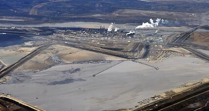 With no room to grow, Canadian town evicts oil sands companies