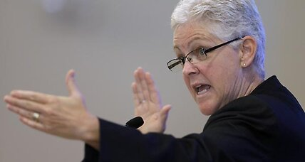 EPA head: Fighting climate change will create more jobs