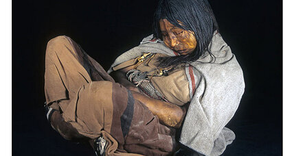Inca mummies: Children drugged before being sacrificed, archaeologists discover