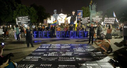 Sentencing Bradley Manning: He could get 100 years, he could get none