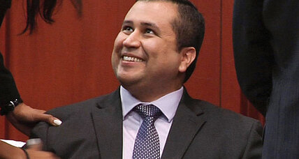 George Zimmerman stopped for speeding in Texas, tells officer he's armed