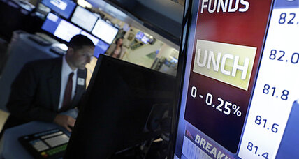 Stocks hold steady on Federal Reserve announcement