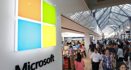 Microsoft moves to encrypt data: report