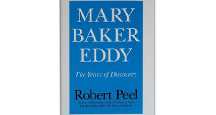 Reader recommendation: Mary Baker Eddy, The Years of Discovery