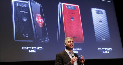 Droid cubed: Google unveils the Motorola Maxx, Ultra, and Mini