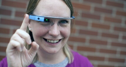 Google Glass ignites new mobile app games for wearable tech (+video)