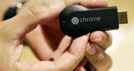 Google dives into streaming TV with Chromecast