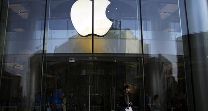 Apple manufacturer accused of labor rights violations