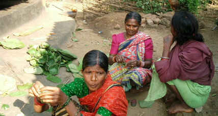 Indian villagers reap the rewards of restoring common land