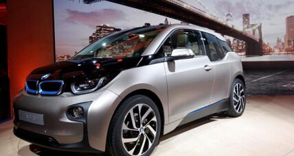 BMW i3: priced like a Volt, but with more options