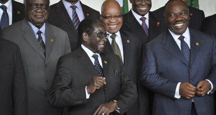 Why South Africa won't try tough love approach with Zimbabwe's Mugabe