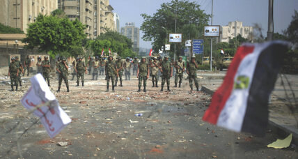 Don't view Egypt's coup with a Western lens