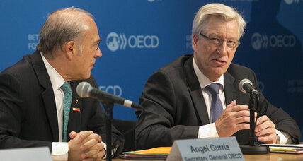 OECD cracks down on tax-dodging companies