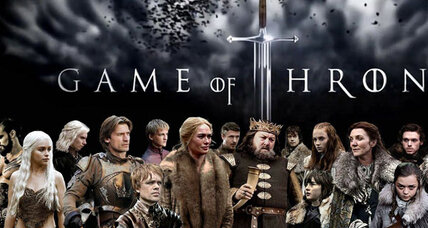 New 'Game of Thrones' characters revealed