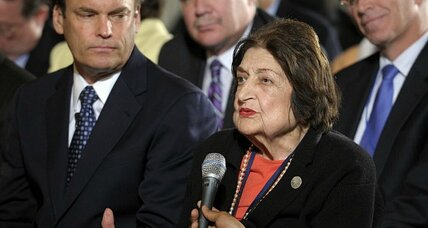 Helen Thomas: The dogged reporter who made ten presidents squirm