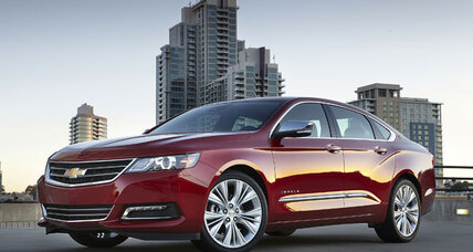 Chevy Impala 2014 nabs top rating from Consumer Reports