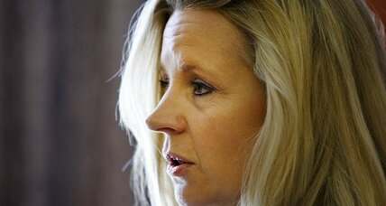 Liz Cheney: Another tea party run at a Republican senator?