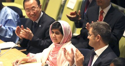 As US eyes retreat in Afghanistan, it must listen to Malala