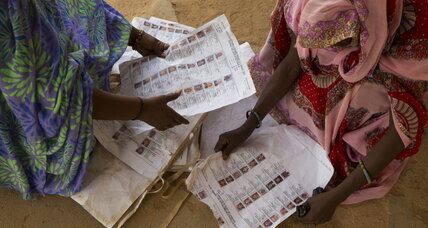 Far afield, Malians in China send votes – and money – homeward