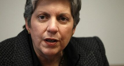 Janet Napolitano steps down at DHS: Who will replace her? (+video)