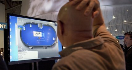 A dubious drive to legalize online gambling