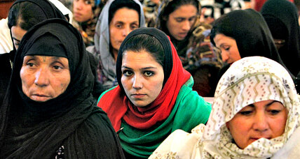 Afghan women write powerful poetry – even amid war