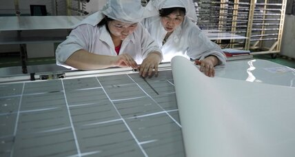 EU, China settle solar-panel trade dispute