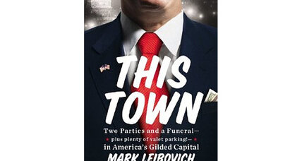 'This Town': D.C. awaits book's tales of big shots and ultimate insiders