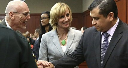 George Zimmerman verdict: 'Not guilty' in death of Trayvon Martin