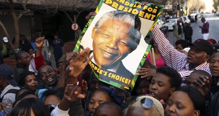 Can South Africa's ruling party survive the loss of its global icon?