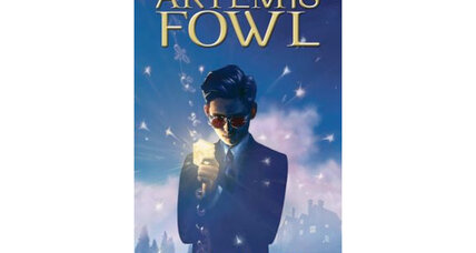 'Artemis Fowl' is coming to the big screen