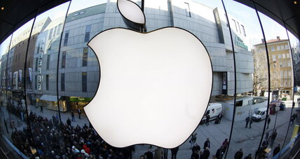 Apple's French offices raided by watchdog group