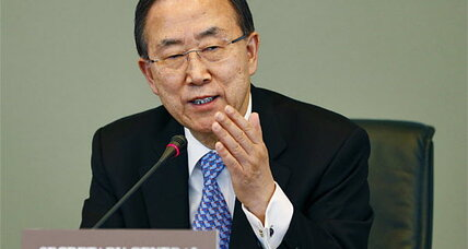 Ramadan truce across Syria? UN Chief Ban Ki-moon makes an appeal