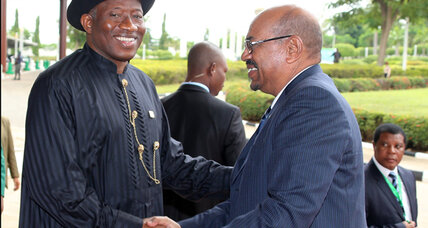 Hague court 'expected' Nigeria to arrest Sudan's Bashir. It didn't. (+video)