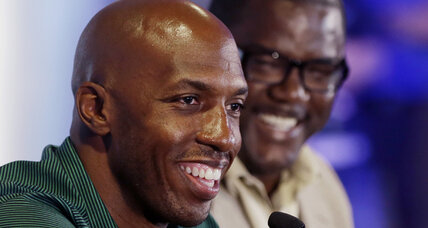 Chauncey Billups back to Pistons: 'I'm coming to play'