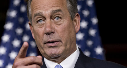 Speaker Boehner up at bat with immigration reform