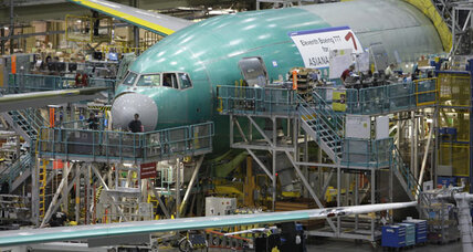 Boeing 777 hit with $2.7 million fine. Why?