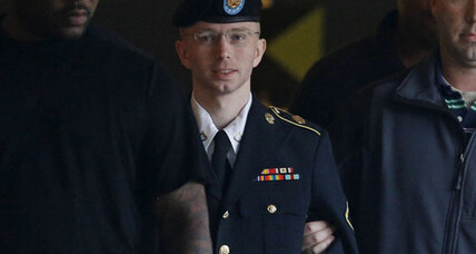 Bradley Manning found not guilty of aiding the enemy