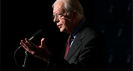 Jimmy Carter: Unchecked campaign contributions are 'legal bribery'