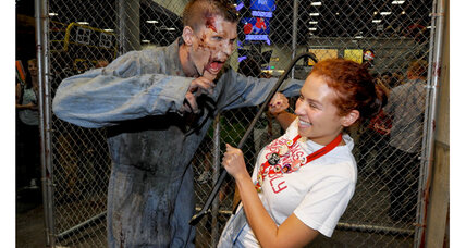 Comic-Con 2013 includes exhibits on 'Walking Dead' and 'Ender's Game'