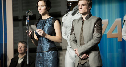 'The Hunger Games: Catching Fire' trailer is revealed