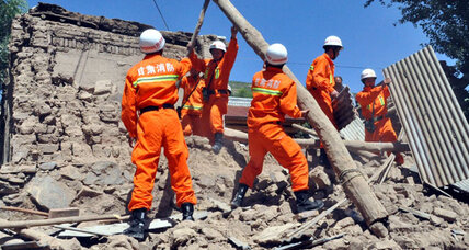 Rescue efforts put to test as death toll rises in China earthquake