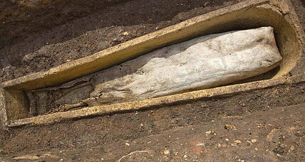 King Richard III of England: Dig unearths mysterious coffin-within-a-coffin