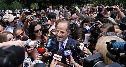 New York City, comeback city? Weiner and Spitzer hope so