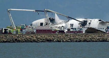 Officials look for causes of Asiana Flight 214 crash in San Francisco