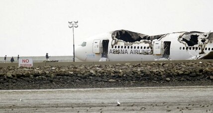 Asiana Airlines San Francisco crash: piecing together the evidence