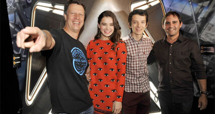 'Ender's Game' director and star discuss the proposed boycott of the film